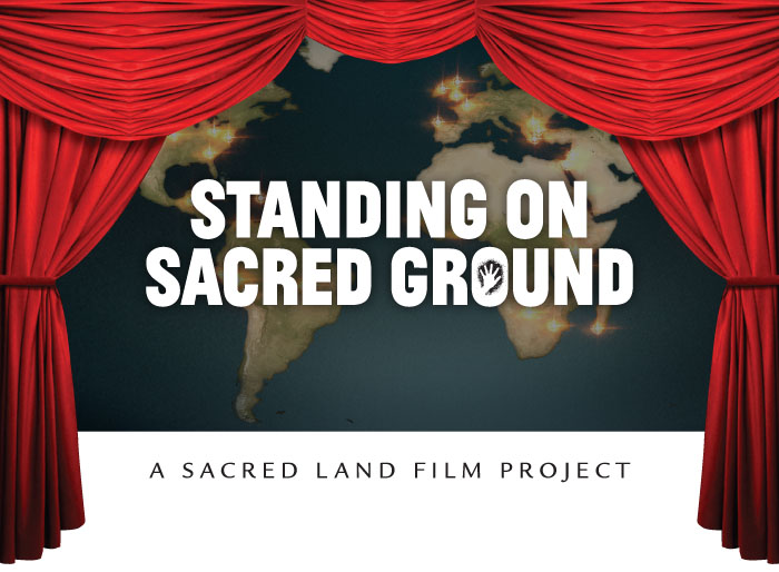 Standing on Sacred Ground Sneak Preview SOLD OUT!
